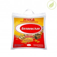 """Мука пшеничная, """"Беляевская"""", 5кг"""
