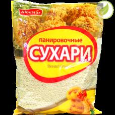 """Сухари панировочные """"Aloestar""""  200 г"""