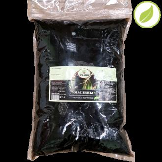"""Черные маслины с косточкой, крупные, м.у. """"Amado"""" 3500 г"""