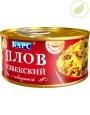 """Плов узбекский с говядиной, """"Барс"""",  325г"""