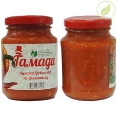 "Аджика Ереванская по домашнему, ""Тамада"",  0.5 л"
