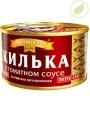 """Килька Балтийская в томатном соусе, """"Золотой резерв"""",  250г"""