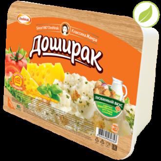 """Картофельное пюре со вкусом сыра, """"Доширак"""" лоток, 40г"""