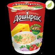 Суп пюре сыр