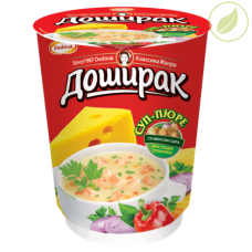 """Суп пюре со вкусом сыра, """"Доширак"""", 30г"""