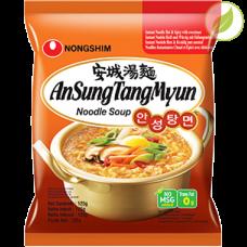 """Лапша быстрого приготовления ансонг тан мён, """"Nongshim"""", 125г"""