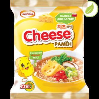 """Лапша быстрого приготовления Cheese Рамен, """"Доширак"""", 110г"""