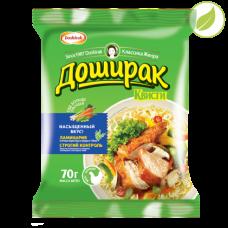 """Лапша быстрого приготовления """"Квисти"""" со вкусом курицы, """"Доширак"""", 70г"""