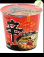 """Лапша быстрого приготовления шин рамён, """"Nongshim"""" (big bowl), 114г"""