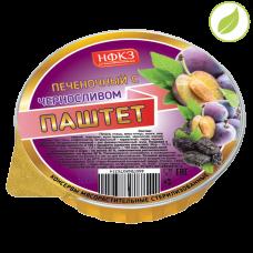 """Паштет печеночный из чернослива, """"Дачник"""", 100г"""