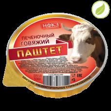 """Паштет печеночный говяжий, """"Дачник"""", 100г"""