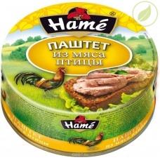 Паштет HAME из мяса птицы 250гр