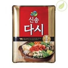 """Приправа даши со вкусом говядины, """"SingSong"""", 100г"""
