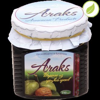 """Варенье из грецкого ореха, """"Araks"""", 390мл"""