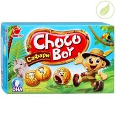 Печенье Orion Choco Boy Сафари 42г