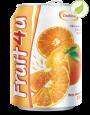 """Напиток """"Fruit4u"""" со вкусом апельсина, """"Доширак"""", 238мл"""