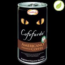 "Кофе кофефардо американо, ""Доширак"", 175мл"