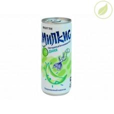 """Напиток милкис со вкусом дыни, """"Лотте"""", 0.25л"""