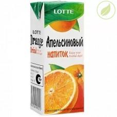 """Напиток со вкусом апельсина, """"Лотте"""", 190 мл"""